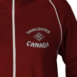 Vancouver Sport / Track Jackets & Vancouver Hoodies