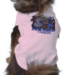 ribbed tank top dog shirts and Vancouver pet ringer tee shirts shop online
