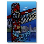 Vancouver Souvenir Posters & Prints On-line Choose the Paper Quality and Optional Custom Frame