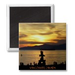 Vancouver Souvenir Magnets Available Online