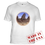 Vancouver BC Souvenir  Fitted T-Shirt