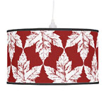 Canada maple leaf lamps & unique Canada flag lamps added.