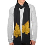 Fully customizable Canada souvenir scarves are available in 9 stylish colours for men women & kids.