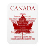 Canada Magnets Canada Anthem Magnets Buttons & Pins Collection