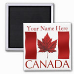 Canada Magnets Canada Flag Magnets Souvenir Collection
