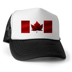 Canadian Flag Trucker Cap Souvenir Hat Trucker Hat Canada Souvenir Caps Hats Canada Flag Souvenir Caps Men Woman Boys Girls