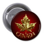 Canada Buttons Gold Medal Canada Buttons Collection