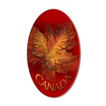 Canada Stickers Canadian Maple Leaf Stickers Cool Canada Souvenir Stickers Canada Souvenirs and Gifts Canadian Maple Leaf Souvenirs Canada Flag Souvenirs for Home and Office Canada Souvenir
