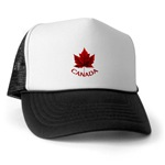 Canadian Maple Leaf Trucker Cap Hat Canada Souvenir Caps Hats Canada Flag Souvenir Caps Gifts for Men Women Boys Girls