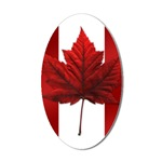 Canadian Flag Stickers Souvenir Sticker  Canada Souvenir Gifts, T-Shirts & Gifts Canadian Maple Leaf Souvenir & Fun Canada Flag Souvenirs
