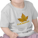 Varsity Team Souvenir Baby Shirts Sporty Canada Collection