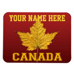 Canada Magnets Sporty Varsity Canada Souvenir Fridge Magnets Collection