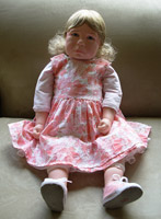 Custom Baby Doll Look-A-Like Dolls from Photos