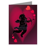 I Love You Greeting Cards Cupid Love Valentines Day Cards & Postcards Original Cupid Love Cards Cute Love Hearts Cards Valentines Day Cards I Love You Gifts Shop Online