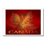 Canada Maple Leaf Postcards Canada Souvenirs Canadian Maple Leaf Gifts, T-shirts & Apparel for Men Women Kids Baby Home & Office Original Maple Leaf Canada Art Souvenirs design by Canadian Artist
