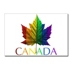Gay Pride Canada Souvenir Postcards Greeting Cards Rainbow Maple Leaf Art Cards & Postcards & Canada Gay Pride Cards & Gifts Shop. Original Canada Gay Pride Symbol Rainbow Leaf Designs. Same Sex Gifts. Gifts for Gay Women art, artwork, cool, design,gay, Gay Pride Canadian Souvenir & Lesbian Canada Souvenirs gay pride, gift, gifts, homosexual Canada Sovuenirs, lesbian,love, original, rainbow, same sex love design, woman, woman's t-shirt, Sweatshirt, hoodies, coasters, clock, greeting cards, postcards, Gay Pride Buttons Magnets, jerseys and More! Unique Lesbian Canada Pride Same Sex Gifts for her. Contact the artist for custom gifts & design