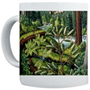 Envioronmental Mugs Canadian old growth forest landscape art mugs Gift Shop