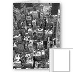 New York Cards Blank NY City Cards Classic NY City Greetingcards Cards