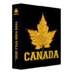 Varsity Canada Book Binders & Sporty Canada Photo Albums