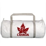 Canada Maple Leaf Stachel / Messenger Bags & Canada Gifts Canada Souvenirs Gifts Canadian Maple Leaf Souvenirs Canada Flag Souvenirs & Gifts for Girls,Boys Men & Women Canada Souvenir for Home & Office Canada Souvenir Maple Leaf Art Gifts & Apparel by Canadian Vancouver Artist Kim Hunter