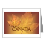 Canada Souvenir Cards Postcards 8 Pack Canadian Flag Postcards. Canadain Maple Leaf Postcards,