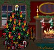 Free Animated Christmas Card Decorate the Christmas Tree Animation free animated  chrsitmas  e-card FUNNY christmas animation Free Interactive Flash free Animated christmas E-Card