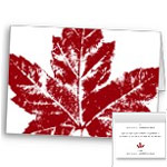 Cool Vintage Canada Cards Personalized or Blank Canada Souvenir Greeting Cards