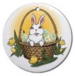 Easter Bunny Gifts Sweatshirt Pocket Easter Bunny  & Traditional Easter Basket with Tulips & easter eggs Imprinted on Shirts & Gifts. Happy Easter Gifts for Boys Girls, Men 7 Women. Friends & Family. ouvenirs &  Gifts Shop t-shirts, calenders greeting cards. mousepads, journals, gifts & More!