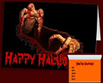Zombie Cards Cool Zombie Invitation Custom Halloween Invitations Cards