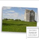 Classic Prairie Cards Personalized Canadian Landscape Cards