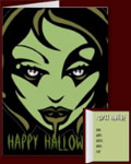 Sexy Zombie Halloween Invitations Personalize Cards Online